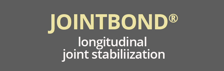 joint stabilization jointbond tile image
