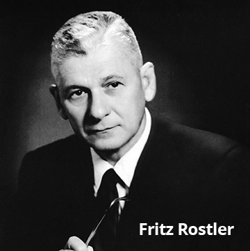 Fritz Rostler developed the Maltene Replacement Technology (MRT) to restore petroleum maltenes to aging asphalt