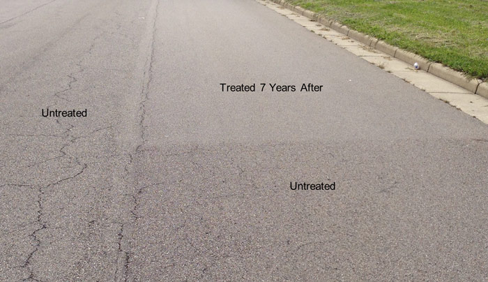 Use Maltene Replacement Technology (MRT) for smooth roads and to support preventive pavement maintenance plans