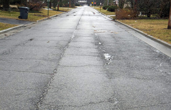 Roads are vulnerable to deterioration, but a preventive pavement maintenance plan can help