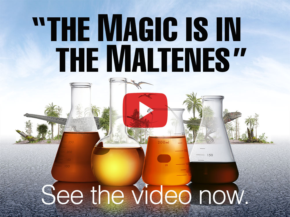 The magic is in the maltenes