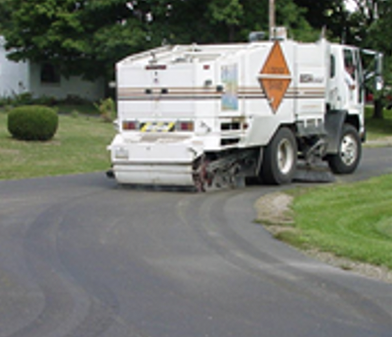 Preventative maintenance treatments rejuvenate the asphalt binder and seal the existing roadway.